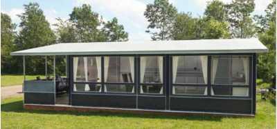 Isabella Villa Full Caravan Awning