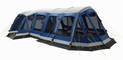 Outwell Hornet 6SA with cost option awning fitted