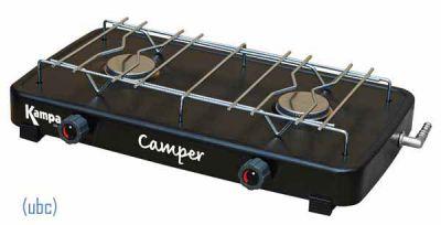 Kampa Camper Double Gas Hob