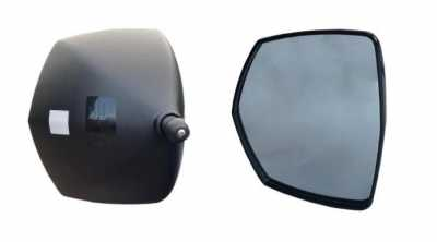 Milenco Grand Aero Platinum Mirror Head