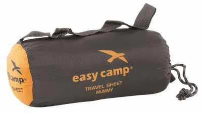 Easy Camp Travel Sheet Mummy