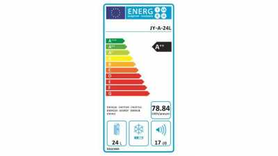 Easy Camp Chilly 12V Coolbox 24L Energy Rating