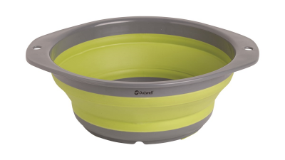 107239 Collaps Green Bowl M