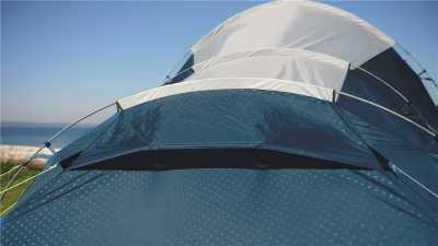 Outwell Earth 3 Poled Tent