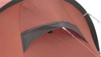 Robens Arrow Head Tent's rain safe vents
