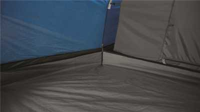 The Bathtub Groundsheet in Outwell Cloud 3 Poled Tent