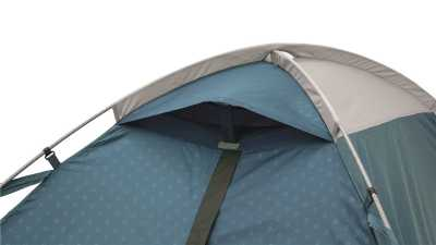 Ventilation at the rear of Outwell Cloud 5 Poled Tent