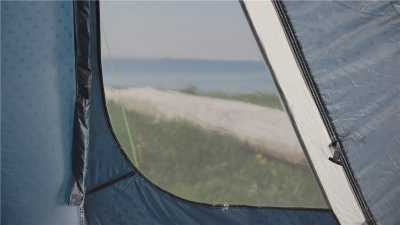 Tinted Windows in Outwell Earth 5 Poled Tent