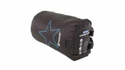 Outwell Champ Kids Ocean Blue Sleeping Bag