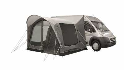 Outwell Parkville 200SA Tall Motorhome Awning Inc. Carpet and Footprint