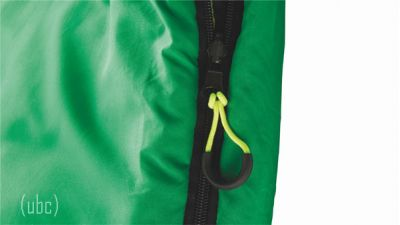 Outwell anti-snag zips