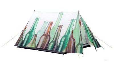 Bottles - Easycamp Carnival Image Tent