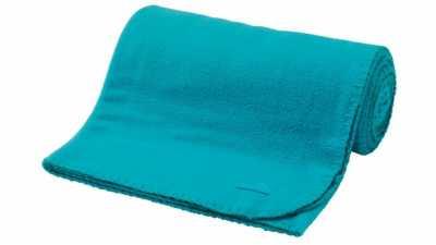 Blue Fleece Blanket