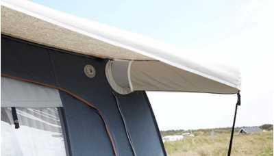 Front canopy (air beams) in Isabella Air Cirrus North 400