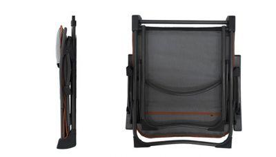 Isabella Balder Chair when folded down