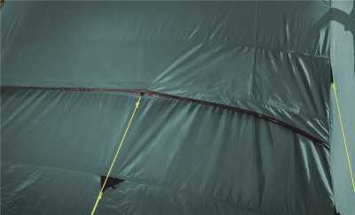 Rear Ventilation in Outwell Hartsdale 4 Prime AIR Tent