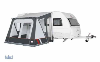 Daytona Mistral All Season Caravan Porch Awning