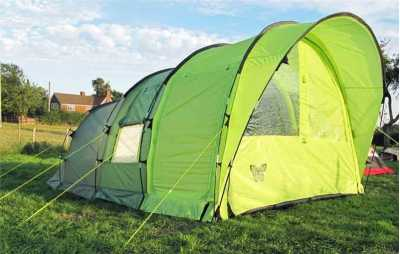 OLPRO Cocoon 4 Tent