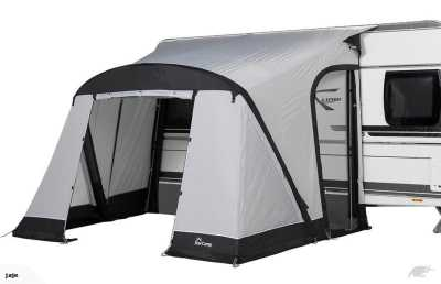 StarCamp Quick 'N Easy Air Caravan Awning