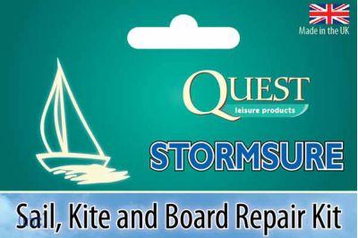 Quest Stormsure Sail, Kite and Board Repair Kit