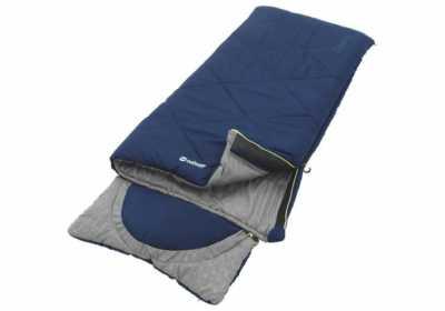 107682 Contour Junior Sleeping Bag - Blue