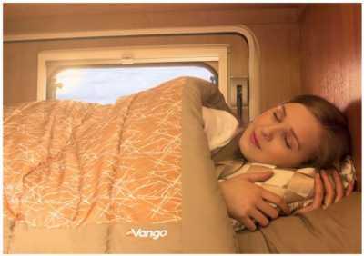 Vango Unity Single Nutmeg Sleeping Bag