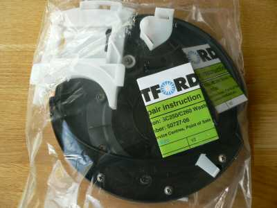 Thetford SC250/260 Holding Tank Plate Kit - Packaging and Instructions