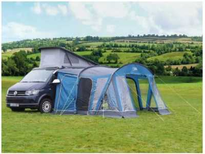 Quest Falcon Motor DriveAway Awning