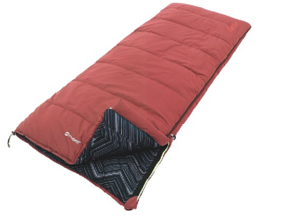 Outwell Red Courtier Sleeping Bag