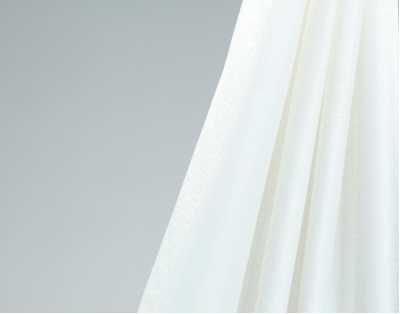 Cube creme curtains that come with Isabella Capri North Full Awning as standard