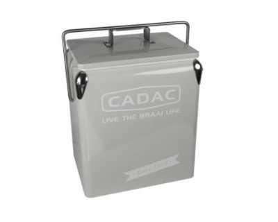 Cadac Retro Cooler Box