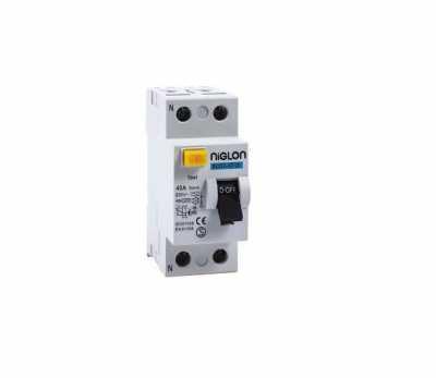 Niglon 40amp Residual Current Device