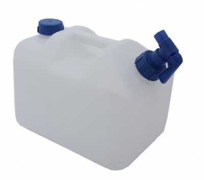 Sunncamp 15L Water Carrier with Moulded Handle & Tap