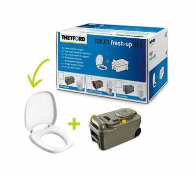 Thetford Toilet Fresh-up Set C200