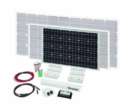 65W Solar Panel Kit Truma