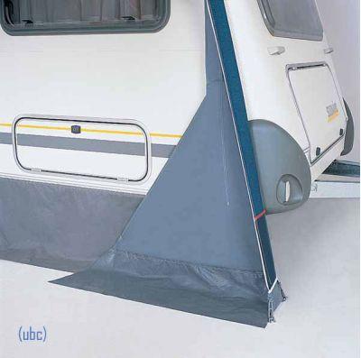 Dorema Daytona XL270 Full Caravan Awning