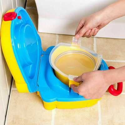 Portable Toddler Travel Potty