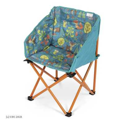 Kampa Mini Tub Chair - Woodland Creatures