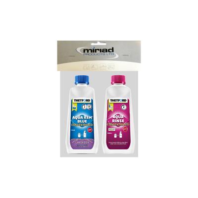 Thetford Aqua Kem Duo Mini Concentrate Duo Pack