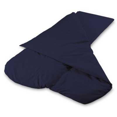 Navy Comfort Duvalay 4.5 Tog Sleeping Bag Hollowfibre