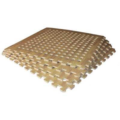Sunncamp Wood Finish - Multi Purpose EVA Mat Flooring