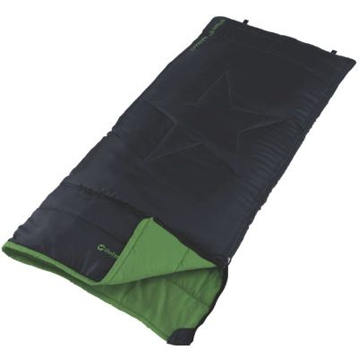 Outwell Black Cave Kids Sleeping Bag