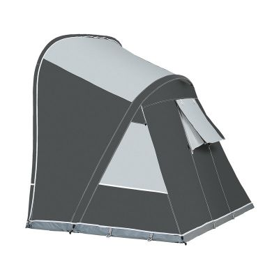 The optional annexe for Futura Air All Season Awning