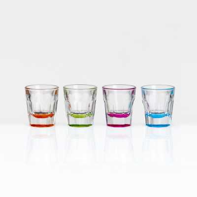 Flamefield 4pk Party Shot Glasses
