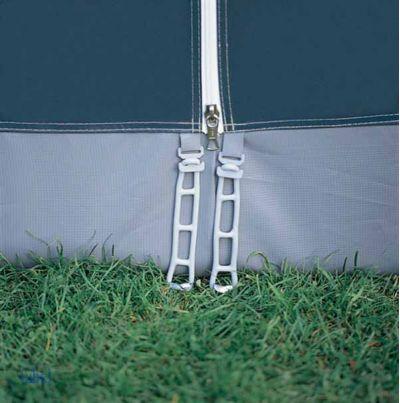 Dorema Daytona 240 Full Caravan Awning - Ladder Straps for pegging