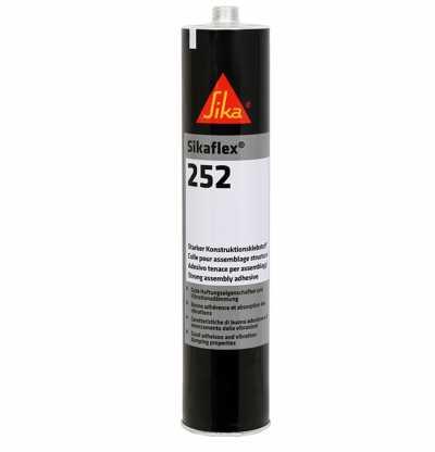 Sikaflex 252 Adhesive White