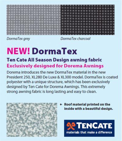 Dorema Awnings Ten Cate All Season Fabric