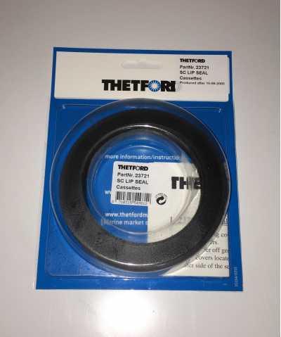 Thetford Lip Seal Packaging