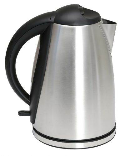 Quest 1.8L 230V Cordless Kettle - Stainless Steel