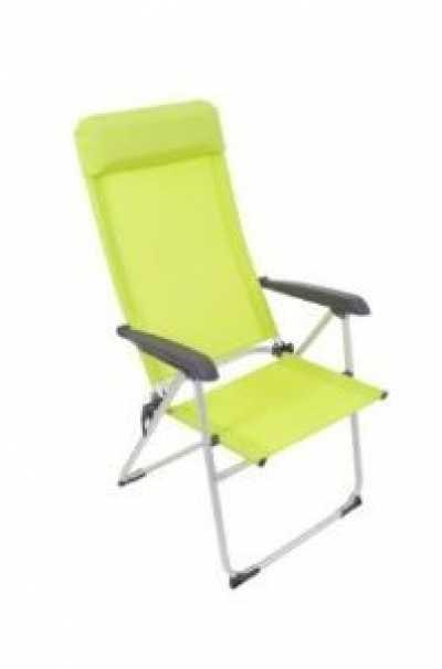Via Mondo High Back Lime Green Chair